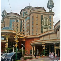 Photo taken at Sunway Resort Hotel & Spa by Mai I. on 7/13/2014
