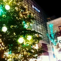 Photo taken at Tama-Plaza Terrace by Yasu H. on 12/16/2012