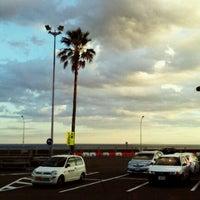 Photo taken at 西湘PA (上り) by Yasu H. on 10/29/2012