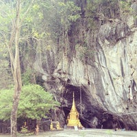 Photo taken at วัดถ้ำผาตอง by MissTk 0. on 3/17/2013