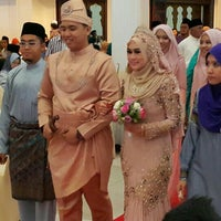 Photo taken at Dewan Hikmah by Adrian I. on 11/29/2015