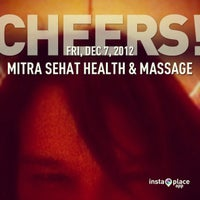 Photo taken at Mitra Sehat Health & Massage by lily, j. on 12/7/2012
