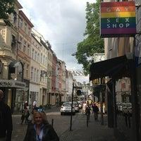 Photo taken at Pfeilstraße by Yannis . on 7/5/2013