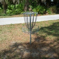 Photo taken at North Fort Myers Disc Golf Course by Jim T. on 4/10/2013
