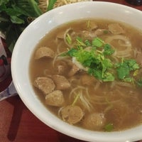 Photo taken at Pho Duong Dong by Jim T. on 8/22/2015