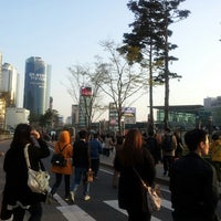 Photo taken at Seoul Station Transportation Center by Max K. on 4/18/2013