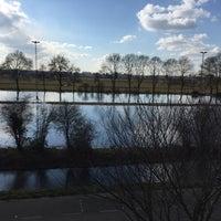 Photo taken at Ijsbaan Nieuw Lekkerland by Theo v. on 3/1/2018