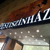 Photo taken at Pesti Színház by [Geri] on 2/13/2013