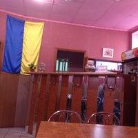 Photo taken at Кафе Агора by Ruzanna on 10/9/2013