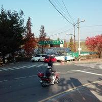 Photo taken at 광교산 공영주차장 by KiJune Y. on 11/9/2014