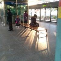 Photo taken at Juan Stn. by KiJune Y. on 11/17/2012