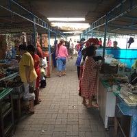 Photo taken at Pasar Senggol Araya by Dani Y. on 8/29/2014