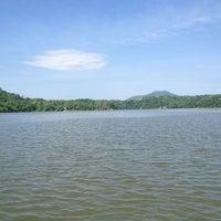 Photo taken at Claytor Lake by Jeff C. on 5/22/2013