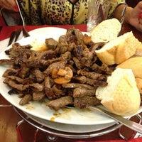 Photo taken at Casa Villaggio Restaurante by Daniel P. on 2/23/2013