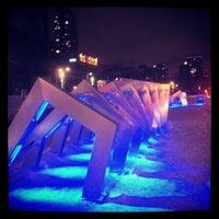 Photo taken at Musée d'art contemporain de Montréal (MAC) by woOtzee on 12/28/2012