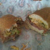 Photo taken at Jersey Mike's Subs by Joeli J. on 12/23/2012