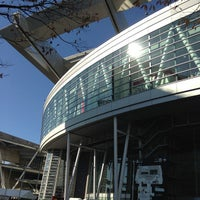 Photo taken at Saitama Super Arena by Ken on 11/18/2012