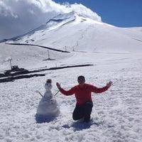 Photo taken at Corralco Mountain & Ski Resort by Pia S. on 10/12/2013