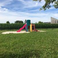 Photo taken at Chiro Kampenhout by Audrey M. on 7/9/2017
