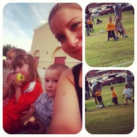 Photo taken at Ft. Bliss Youth Plex by Jenna G. on 9/26/2012