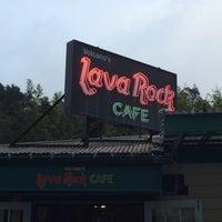 Photo taken at Lava Rock Cafe by Lynda M. on 2/6/2015