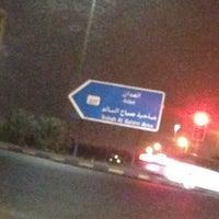 Photo taken at جسر العدان by حمد ا. on 4/15/2015