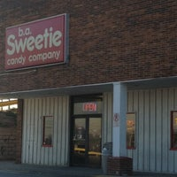 Photo taken at b.a. Sweetie Candy Company by Eric M. on 11/21/2012