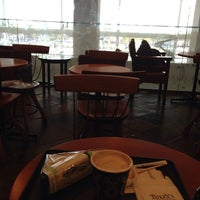 Photo taken at Tully's Coffee by まよ on 4/9/2014