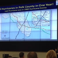 Photo taken at Lee County EOC by Pam B. on 5/22/2014