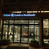 5/20/2013にTommy F.がDoubleTree by Hilton Hotel London - Docklands Riversideで撮った写真