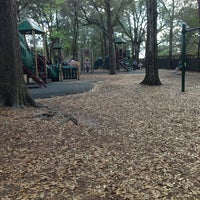 Photo taken at Merrill Park Playground by Lucas P. on 2/9/2013