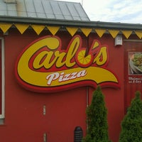 Photo taken at Carlo's Pizza by Ignas G. on 6/25/2013