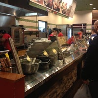 Photo taken at Mucho Burrito Fresh Mexican Grill by Marcella A. on 10/14/2012