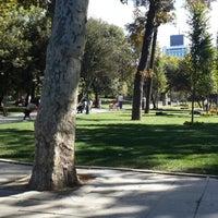 9/4/2013にCagri Y.がTaksim Gezi Parkıで撮った写真