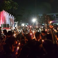 Photo prise au Tugu Proklamasi (Proclamation Monument) par Arya le5/10/2017