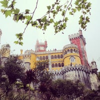 Photo taken at Palácio da Pena by Marco D. on 4/17/2014
