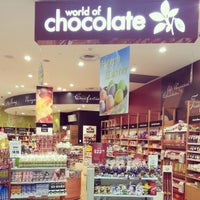 Photo taken at World Of Chocolate by Adrian O. on 3/28/2013
