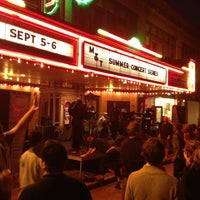 Photo taken at State Theatre of Ithaca by Adara A. on 9/6/2013