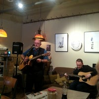 Photo taken at The Shrewsbury Coffeehouse by Adam S. on 4/17/2013