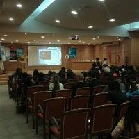 Foto tomada en Universidad Autónoma de Asunción por Juan José O. el 10/2/2013