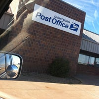 Photo taken at US Post Office by Leslie B. on 1/11/2013