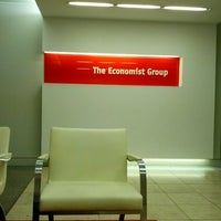 Photo taken at The Economist Offices by Kevin B. on 10/11/2012