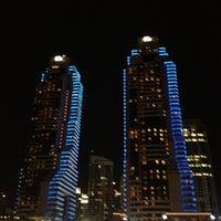 Photo taken at Grosvenor House Dubai فندق جروسفنر هاوس by Oliver M. on 1/2/2013