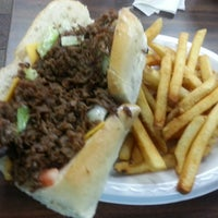 Photo taken at Middle River Pizzeria by Brandi A. on 4/10/2014