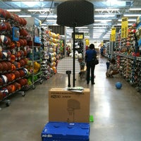 Photo taken at Decathlon by streaky on 11/15/2012