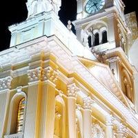 Photo taken at Catedral Metropolitana de Nossa Senhora da Ponte by streaky on 4/13/2013