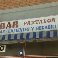Photo taken at Bar Partaloa (Casa Antonete) by Jordi C. on 7/6/2013