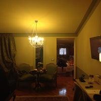 Foto scattata a San Luca Palace Hotel da Francesco G. il 4/3/2015