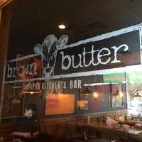 Photo taken at Brown Butter by Brian B. on 3/21/2015