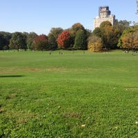 Photo taken at Long Meadow by David G. on 10/20/2012